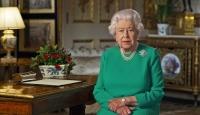 Kraliçe 2. Elizabeth İngiliz halkına seslendi