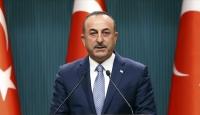 Dışişleri Bakanı Çavuşoğlu, İngiliz mevkidaşı Raab ile görüştü
