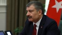 Sağlık Bakanı Koca, İstanbul için koronavirüs toplantısı yaptı
