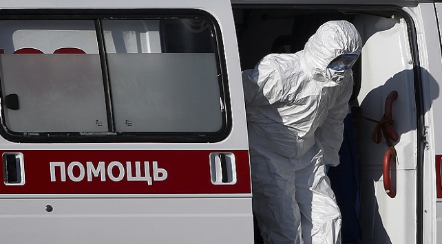 Rusyada koronavirüs vaka sayısı 6 bin 343e yükseldi
