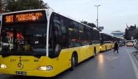 İstanbul'da Pazar günü toplu taşıma kullanımı yüzde 90 azaldı