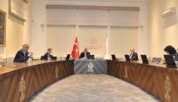 Bakan Ersoy'dan il müdürleriyle 'koronavirüs' toplantısı