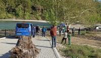 Antalya'da 21 kişiye 8 bin 211 lira piknik cezası