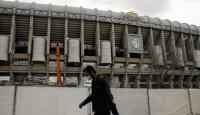 Santiago Bernabeu Stadı'na koronavirüs engeli