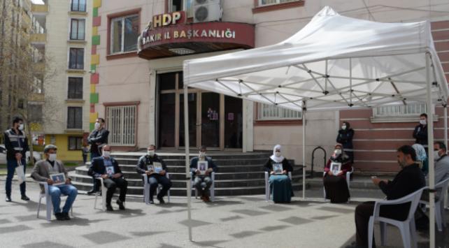 Diyarbakır anneleri 217 gündür evlat nöbetinde