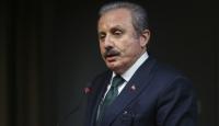 TBMM Başkanı Şentop'tan 23 Nisan'da İstiklal Marşı okuma çağrısı