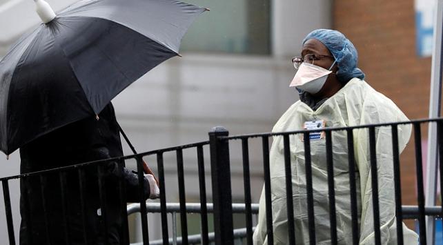 ABDde 1 günde 1151 kişi koronavirüsten öldü
