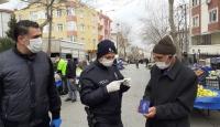 İstanbul'da Covid-19 tedbirlerine uymayan 135 kişiye ceza