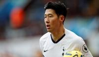 Tottenhamlı futbolcu Son askere gidecek