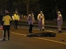 Aydın'da refüje çarpan motosikletin sürücüsü öldü
