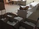 Kocaeli'de kaçak üretilen 15 bin maske ele geçirildi