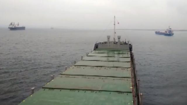 Yurtdışından gelen gemi mürettebatına karantina