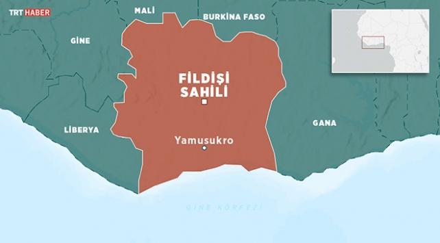 Fildişi Sahili Savunma Bakanında koronavirüs tespit edildi