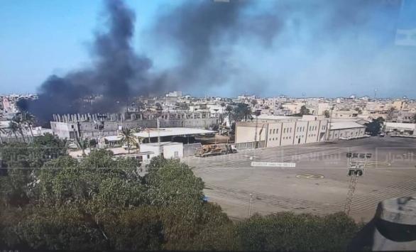 BMden Hafter milislerinin Trablusta hastaneyi vurmasına tepki