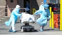 New York'ta bir günde 731 kişi hayatını kaybetti
