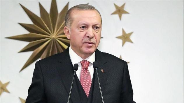 Cumhurbaşkanı Erdoğandan Dünya Sağlık Günü mesajı