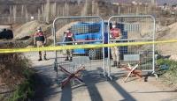 Amasya'da bir köy karantinaya alındı