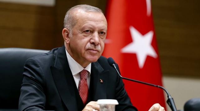 Cumhurbaşkanı Erdoğandan kandil mesajı