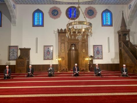 Almanyada cemaatsiz Berat Kandili programı