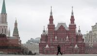 Rusya'da son 24 saatte 1175 yeni vaka