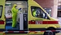Belçika'da koronavirüs vaka sayısı 23 bini aştı