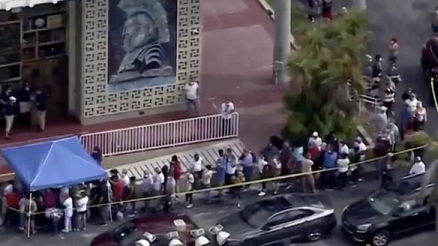 Florida'da işsizlik ödeneğine binlerce kişi başvurdu