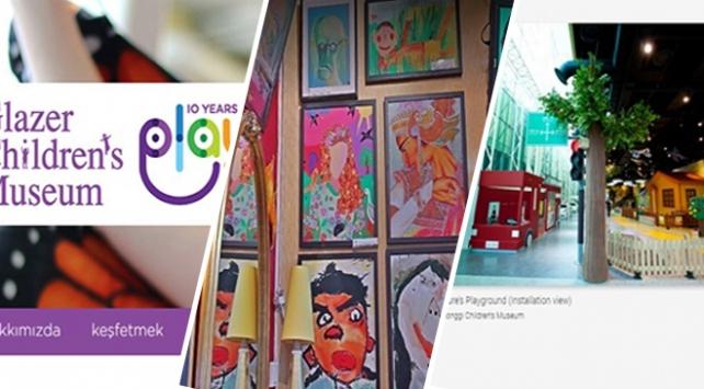Çocuk müzeleri internette ziyaretçilerini ağırlıyor