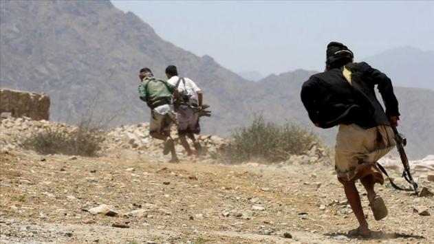 Yemen ordusu Cevfteki Lebenat kampında kontrolü sağladı