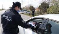 Sinop'ta ilçeler arası giriş çıkışlar yasaklandı