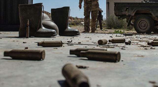 UMH, Hafter güçlerine ait askeri konvoyu vurdu