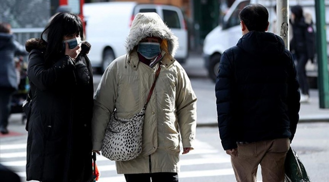 ABDnin Paterson şehrinde de koronavirüs korkusu artıyor