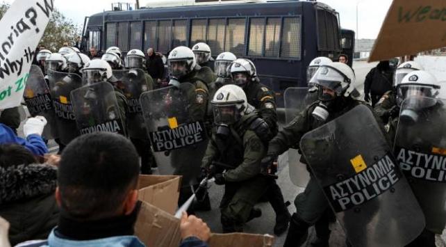 İşkenceyi Önleme Komitesinden Yunanistana polis şiddeti uyarısı