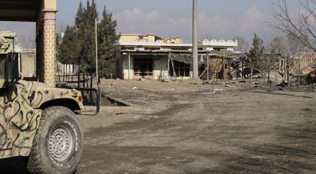 ABDnin Afganistandaki en büyük hava üssüne roketli saldırı