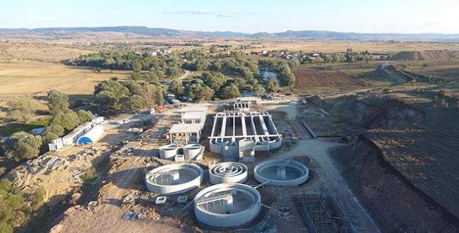 Sulamada kullanılan arıtılmış sular dezenfekte edilecek