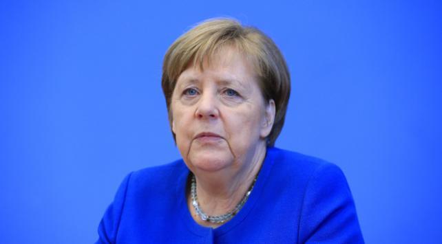Merkel, Almanyada tedbirlerin yeterli olduğunu düşünüyor