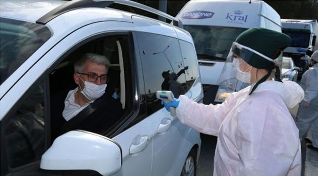 Türkiyede iyileşen hasta sayısı 2 bin 142ye ulaştı
