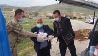 Gaziantep'te 21 ev karantinaya alındı
