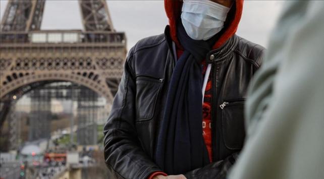 Fransada hayatını kaybedenlerin sayısı 12 bin 210a yükseldi