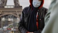 Fransa'da hayatını kaybedenlerin sayısı 12 bin 210'a yükseldi