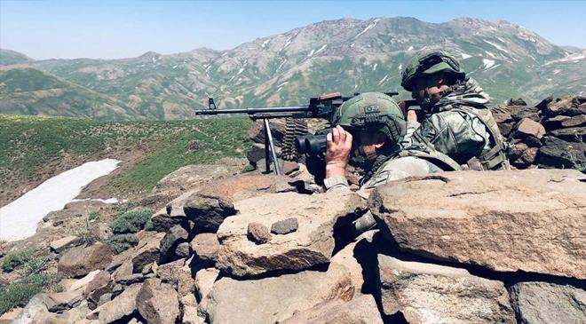 Yılbaşından bu yana 22 bin terör operasyonu gerçekleştirildi