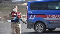 Van'da 450 kişinin yaşadığı mahalle karantinaya alındı