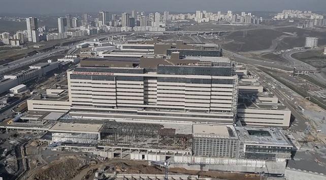 Şehir hastanelerinden salgınla mücadeleye büyük destek