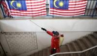 Malezya'da kısmi sokağa çıkma yasağı ikinci kez uzatıldı