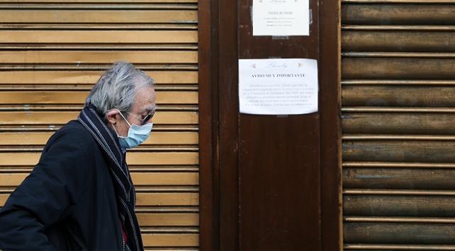 İspanyada 1 günde 605 kişi koronavirüsten hayatını kaybetti
