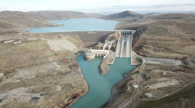 Alparslan-2 Barajı Muş Ovasına hayat verecek