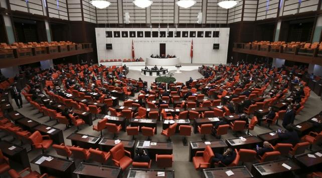 Meclis infaz düzenlemesi için hafta sonu mesai yapacak