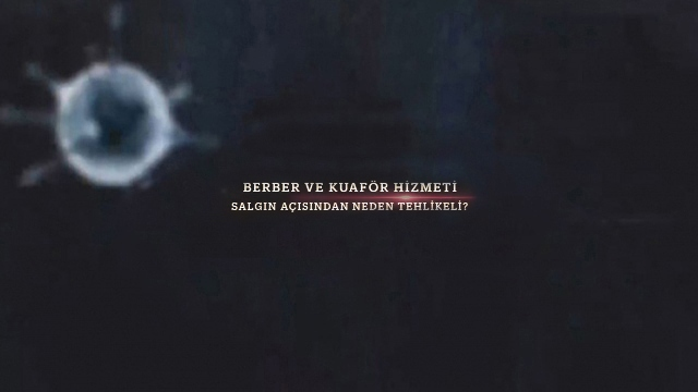 Berber ve kuaförlerin tehlikesi
