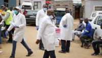Afrika'da koronavirüsten ölenlerin sayısı 600'ü geçti