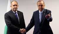 Erdoğan, Bulgaristan Cumhurbaşkanı Radev ile görüştü