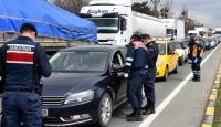 Samsun'da tedbirlere uymayanlara 34 bin lira ceza